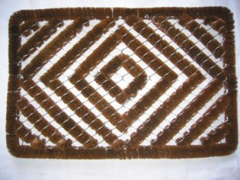 Brush wire door mat buy door mat product on for Best doormat for snow