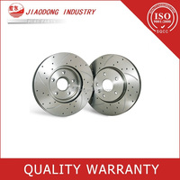 Front Brake Disc for BLUEBIRD / SYLPHY U13 G11 40206-EM10A Car Auto Parts