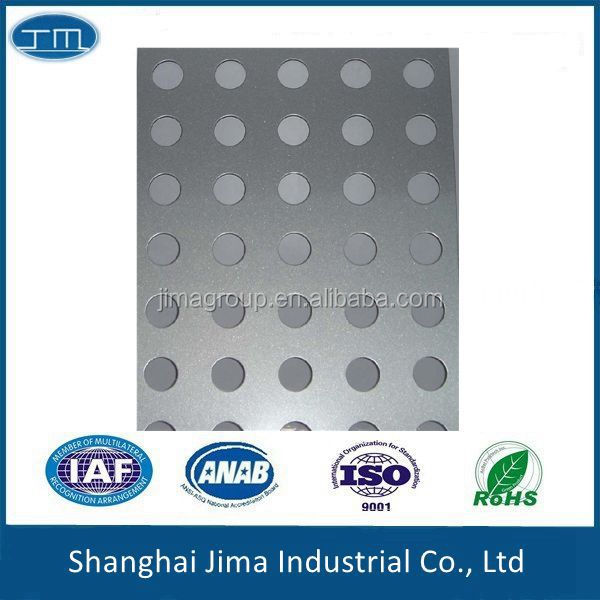 wholesalers china price of perforated aluminum sheet