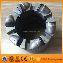 High quality NQ geological diamond core drill bits HQ pdc drill bits