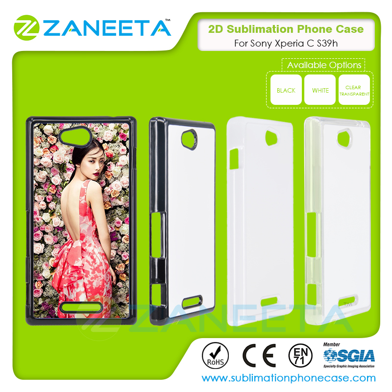 2D Sublimation Phone Case for Sony Xperia C S39H | Sublimation phone case for Sony Xperia C S39H | 2d sublimation case for sony