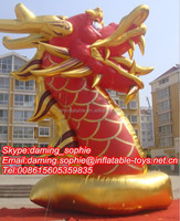 Inflatable Dragon Decoration/ Chinese Dragon Inflatable