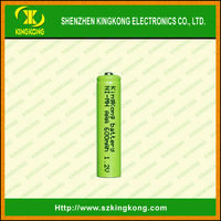 CE/ROHS/UL industry ni-mh 1.2v AAA 600mah rechargeable power tool battery