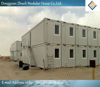 Variables involved in building your custom home-- container house china movable pre house