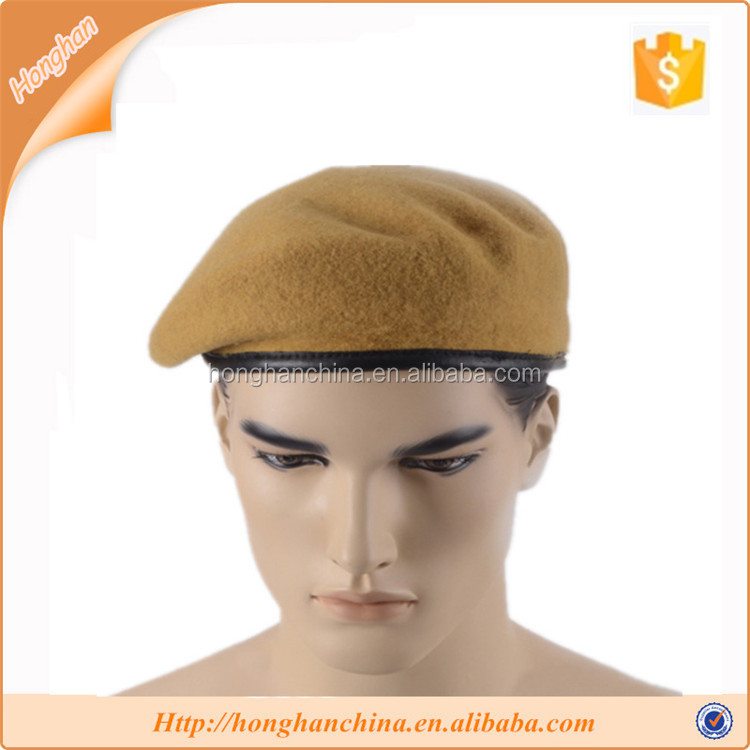 Export custom condor tactical cap wool beret hat