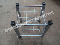 fireworks racks,3inch 9shots mortar tubes racks/fireworks shells rack/display racks for fireworks shellls
