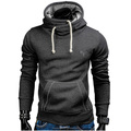 The novelty of 2017 fashionable sweatshirts for men crew neck with hood hip-hop with a hooded autumn-winter Sweatshirt