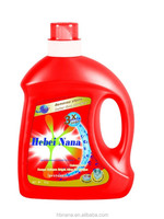 Natural decontamination, oily be soiled laundry detergent1L