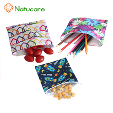 Food Reusable Sandwich Cotton Snack Bags