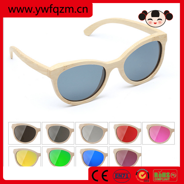 Manufacturer of wooden 2016 china sunglasses factory