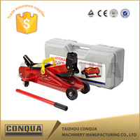 automatic hydraulic mobile car floor jack
