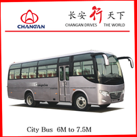 The best selling CHANGAN SC6608BF bus price