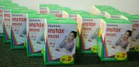 Fuji Instax Mini Plain Film Twin pack