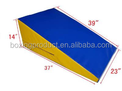 Non-Folding Incline Mat/Folding Incline Tumbling Gymnastics Wedge Mat