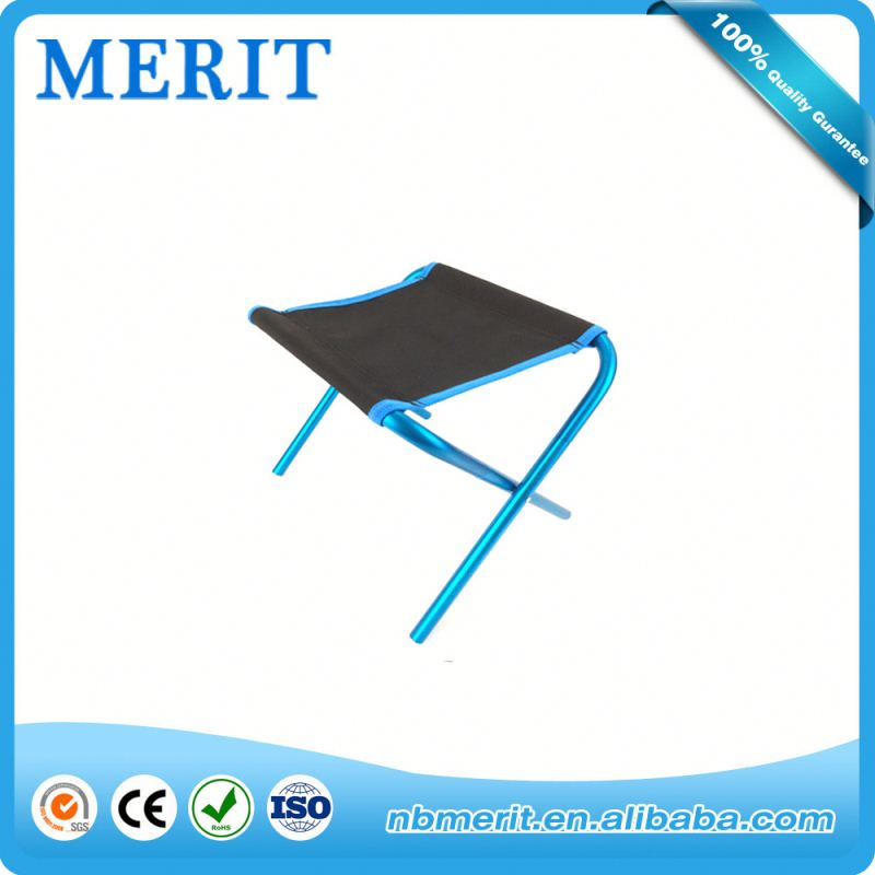 Outdoor folding beach stool hiking hunting triangle fishing camping stool chair OEM factory