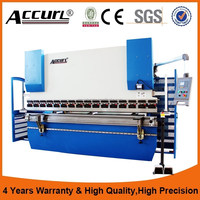 CNC Hydraulic press brake & sheet matel press brake for sheet metal bending and folding