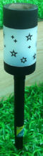 Decorative Solar Plastic Garden Light