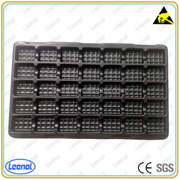 Plastic Anti-Static Turnover Corrugated Box for safe packing