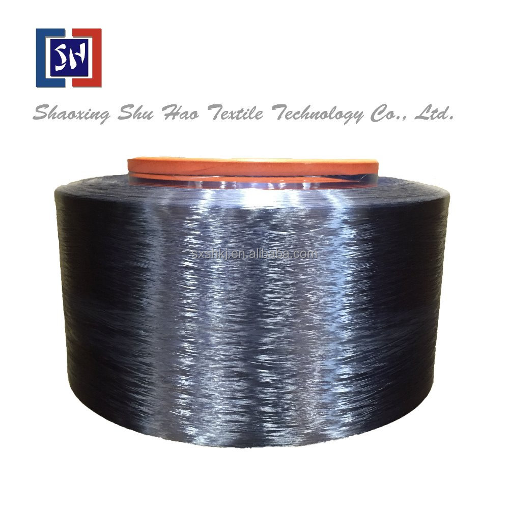 TBR polyester yarn FDY 150D Twist yarn shaoxing factory direct to PAKISTAN