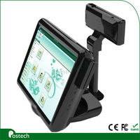 Touch Screen Computer Monitors 15 Inch All In One Touch Monitor POS terminal UL-PT15C