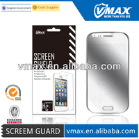Factory Price Mirror screen protector for Galaxy grand i9082 oem/odm (Mirror)