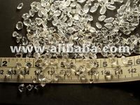 Diamond quartz perfect sorted good grade loose crystals