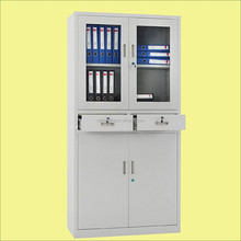 1.8m-2m Separated Lock office furniture/ filing cabinet