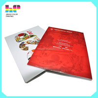 Low cost top quality magazine printing service custom full color glossy art paper cheap magazine printing