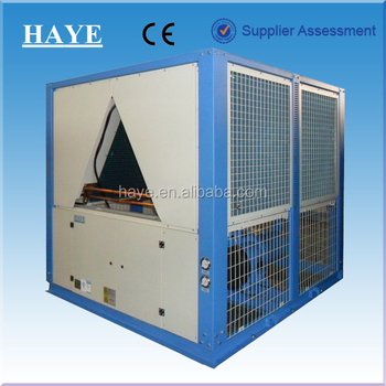 High Quality Air Cooled Screw Water Chiller HYS-110AS