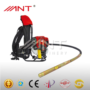 flexible shaft concrete vibrator with CE