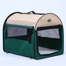 Portable pet home dog tent Soft Crate