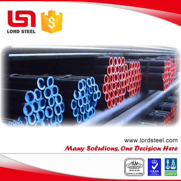 Mill Test Certificate ASTM A106 seamless carbon steel tube