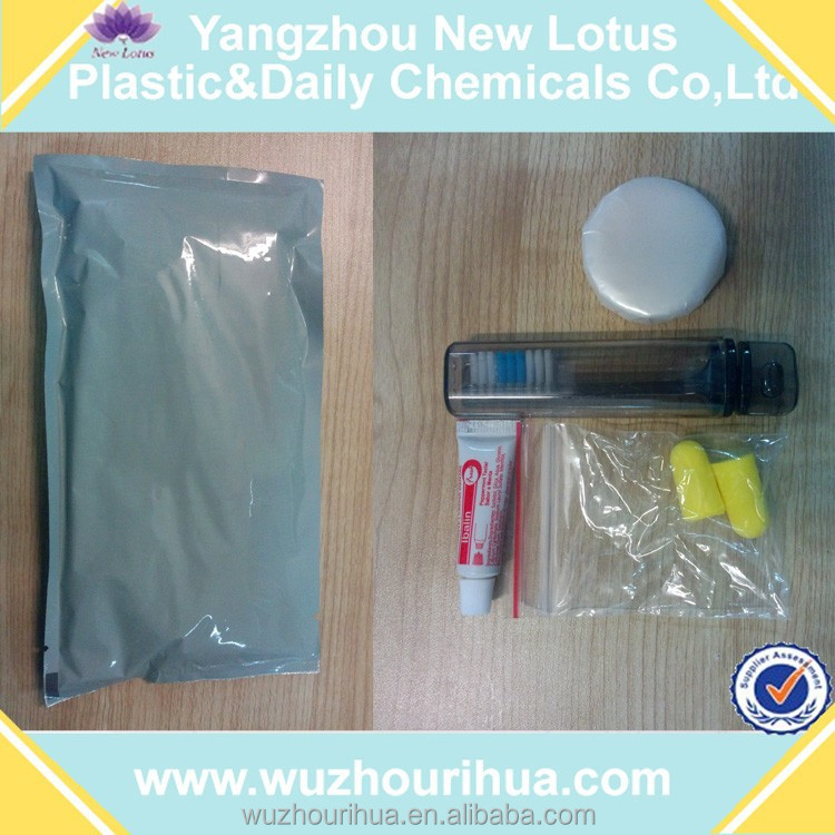 travel disposable set hotel amenity manufacturing company