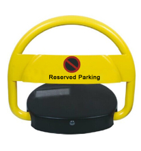 Reserved Parking lock for Cars parking