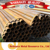 IRON LINED INTEGRAL HEAVY WEIGHT DRILL PIPE FENCE INTERNALLY