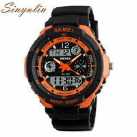 Famous Brand Skmei Sports Wrist Watches Men Fancy High Quality Clock 0931