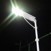 Reliable and Cheap Energy Saving Ce Rohs Approval New Smart High Lumen Solar Street Light