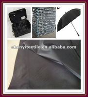 pa coated poly taffeta fabric