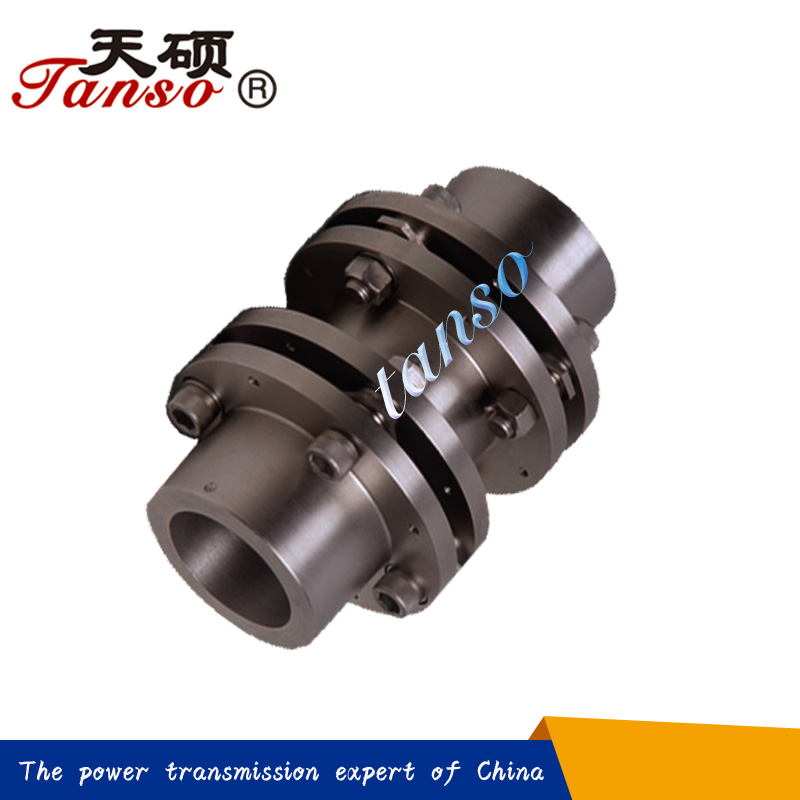 Tanso SJM series double Disc coupling
