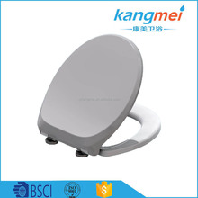 wholesale soft close durable hygienic PP toilet seat for shower room soft toilet seat