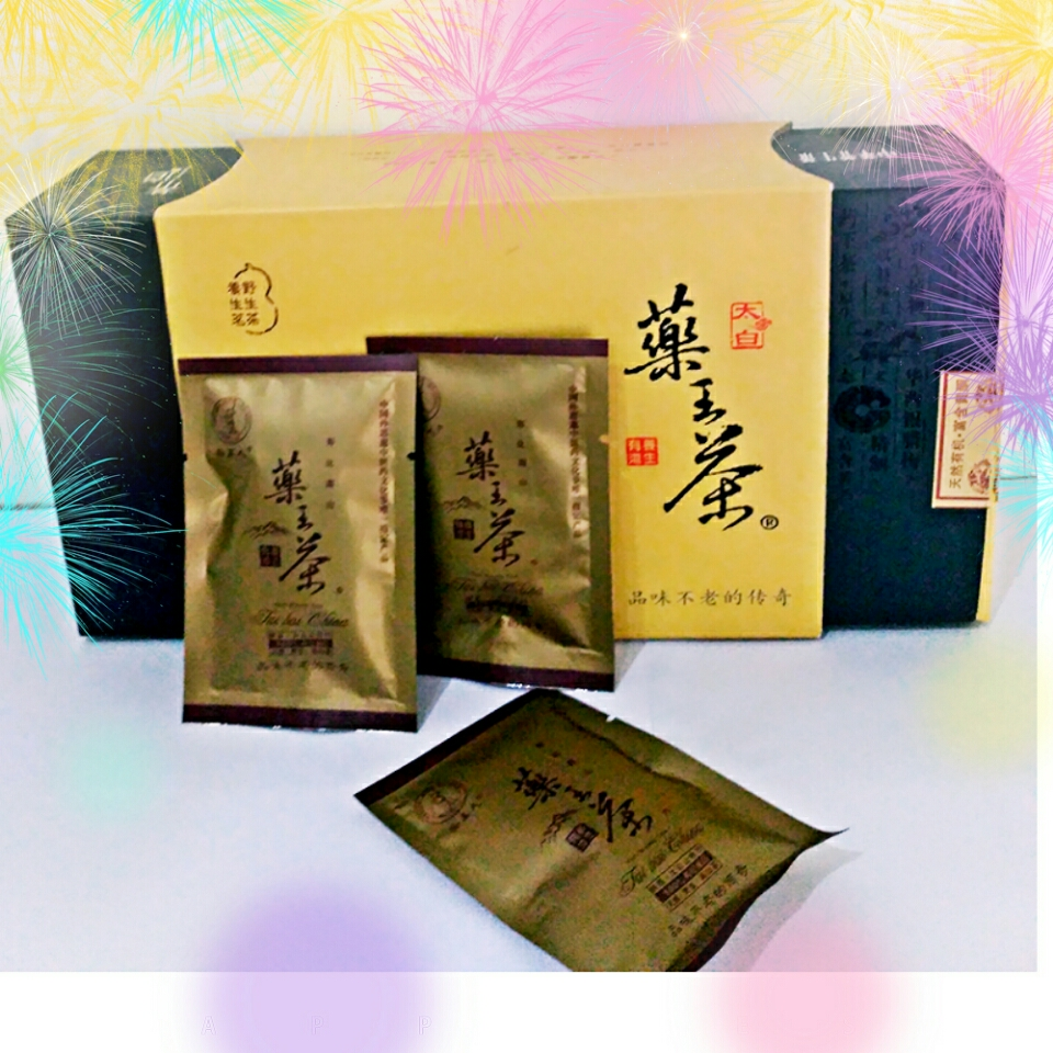 Chinese Traditional medicinal herbal tea--Conditioning the unhealthy situation for the internal body