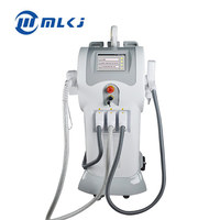 3 Handles Laser ND yag IPL Hair Removal Machine High Performance Diode Laser with Most Reviews