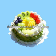Wholesale Resin Doll House MINIATURE CAKE FOOD
