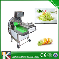 Commercial fruit and vegetable dicer, vegetable chopper, fruit and vegetable cutting machine