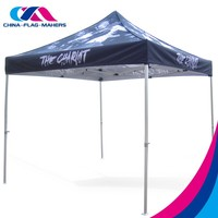 10'x10' advertise event frame fold waterproof canopy tent with good quality