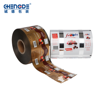 Factory Provide Printed OPP laminated food packaging film