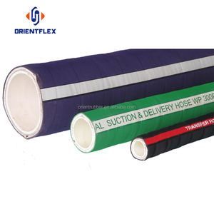 Best selling wrapped surface acid and alkali resistant multi-function epdm superior quality brewery discharge hose supplier