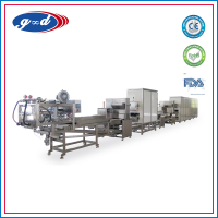 Hot Sale Best Selling Big Discount Automatic Bakery Chocolate Molding/Depositor/Casting/Filling/Forming Machine