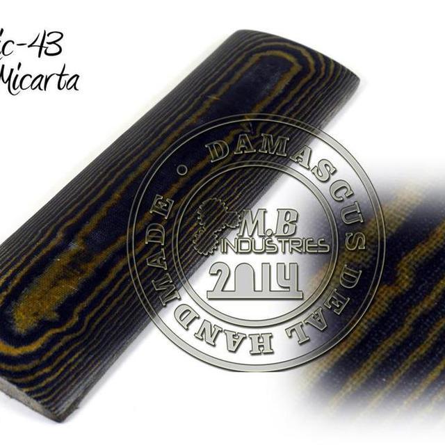 Micarta Sheet for Knife Handle DD-MIC-43