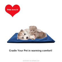 Safe PVC material 15Watt electric heating dog pad 20ocs/carton